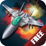 Airplane Combat Fire App Icon