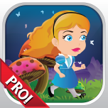 Alice Lost In Wonderland Pro By Mokool Inc Icon