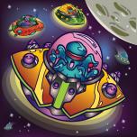 Alien's Attack By Mokool Inc Icon