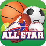 All Star Sports Challenge Pro By Mokool Inc Icon