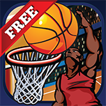 Basketball - 3 Point Hoops By Mokool Inc Icon