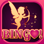 Be My Valentine BINGO By Mokool Inc Icon
