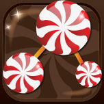 Candy Connection - Connect Two Candies Dot By Mokool Inc Icon