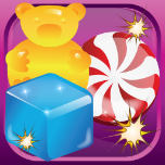 Candy Popper!!!! Game By Mokool Inc Icon
