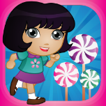 Candy World App Icon