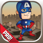 Captain America - America's Hero Pro By Mokool Inc Icon