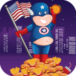 Captain Sweatpants App Icon