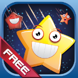 Catch a Falling Star - Fun Free War of Stars Game By Mokool Inc Icon
