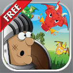 Catch the Dragon, Save the Knight By Mokool Inc Icon