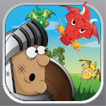 Catch the Dragon Save the Knight Pro By Mokool Inc Icon