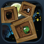 Creepy Crates Game By Mokool Inc Icon