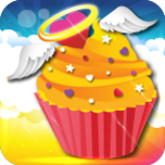 Cupcakes From Heaven App Icon