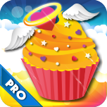 Cupcakes from Heaven Pro By Mokool Inc Icon