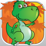 The Great Dino Collector App Icon