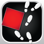 Don't Step On The Red Tile App Icon