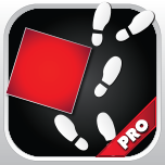 Don't Step On The Red Tile Pro Icon