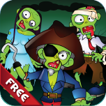 Drop Dead Zombies GAME App Icon