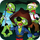 Drop Dead Zombies Pro GAME App Icon