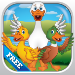 Duck Duck Goose! App Icon