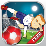 England - World Football Champion (Soccer) 2014 GAME App Icon