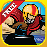 Football Flick Challenge By Mokool Inc Icon