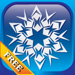 Frozen Winter Wonderland By Mokool Inc Icon