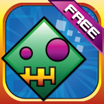Geometry Falldown - Dash Your Way With 250 Levels By Mokool Inc Icon