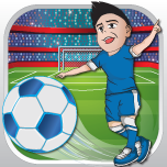 Soccer Game Greek Pro Icon