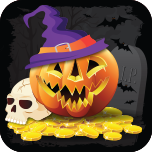 Halloween Slots App Icon
