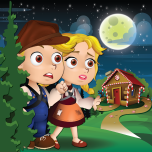 Hansel's Search for Gretel - Lost in the Woods By Mokool Inc Icon