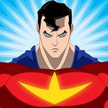 Hero Flight By Mokool Inc Icon