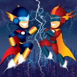 Heroes Quest - Into the Storm By Mokool Inc Icon