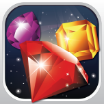 Jewel Drop Blaster App Icon