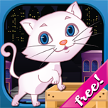 Kitty Cat's Great Adventures Game By Mokool Inc Icon