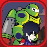 Little BIG Hero - Take Flight By Mokool Inc Icon