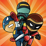 Little Heroes Game App Icon