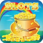 Lucky Shamrock Slots App Icon