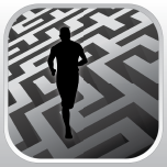 The Mega Maze Runner Game By Mokool Inc Icon
