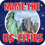 Name The City App Icon