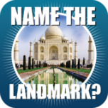 Name The Landmark App Icon