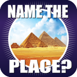Name The Place App Icon
