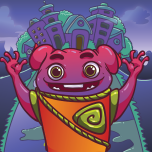 Oolon Lost in the BIG City Pro By Mokool Inc Icon