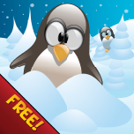 Pin the Penguins By Mokool Inc Icon