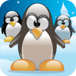 Pinging Penguins App Icon