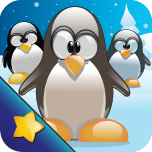 Pinging Penguins Pro App Icon
