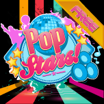 Pop Stars - The Fun Game of Hollywood Stars By Mokool Inc Icon