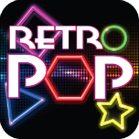 Retro Pop App Icon