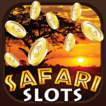 Safari Slots!!! By Mokool Inc Icon