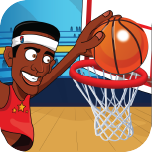 Slam Dunk Basketball App Icon