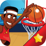 Slum Dunk Basketball Pro App Icon